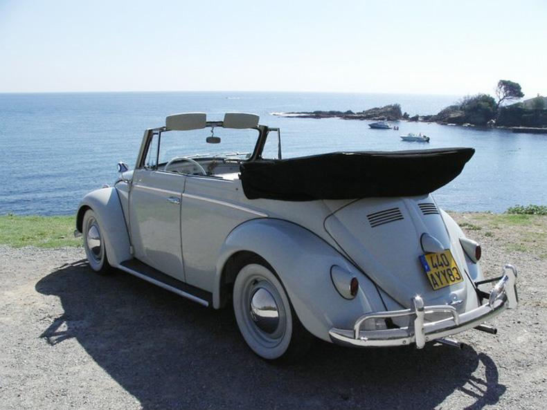 58er Käfer Cabrio