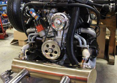 2,1 Liter Motor von Bernauer