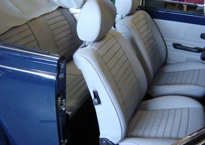 Käfer Cabriolet 1303 LS Echtlederausstattung