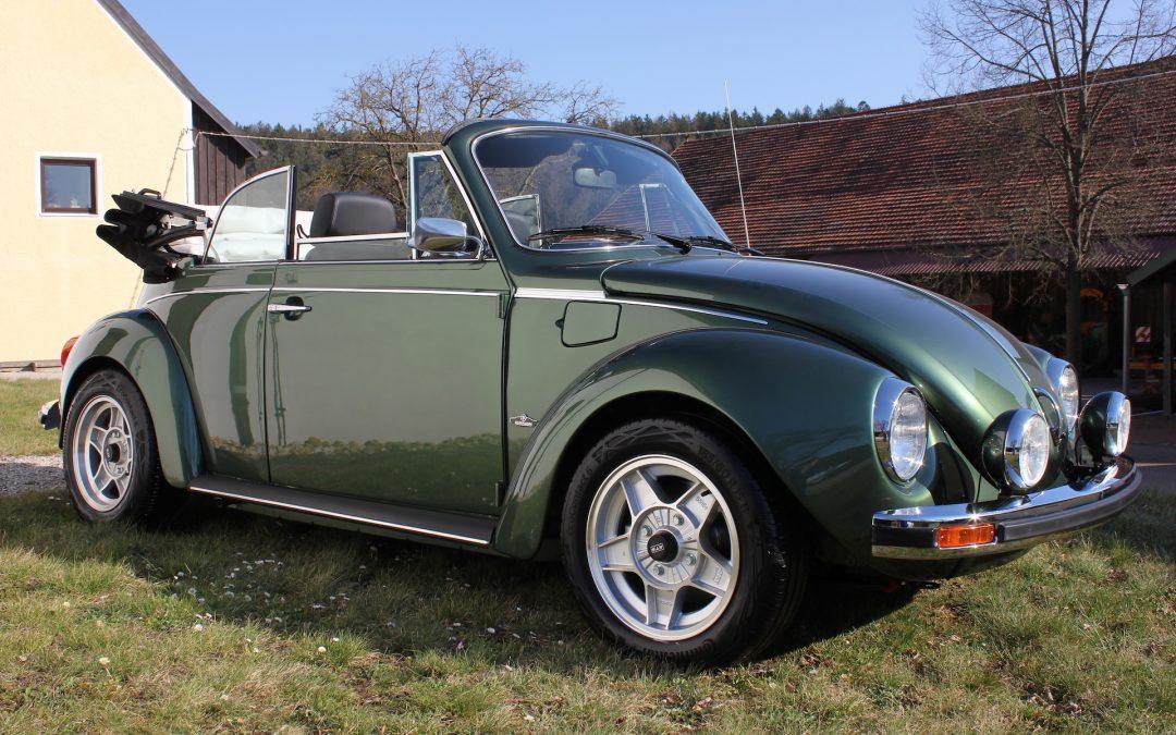Käfer Cabrio 1303 LS